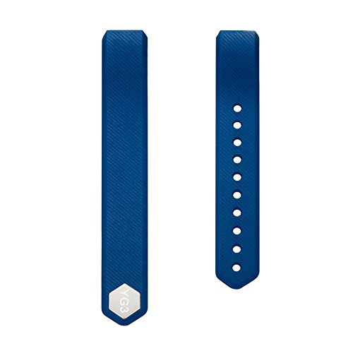 YuanGuo® YG3 Uhrenarmband Sport Armband Fitness Tracker Band Verstellbarer Ersatzriemen für YG3 Smart Tracker Armbänder Uhrenband Wristband (blau)