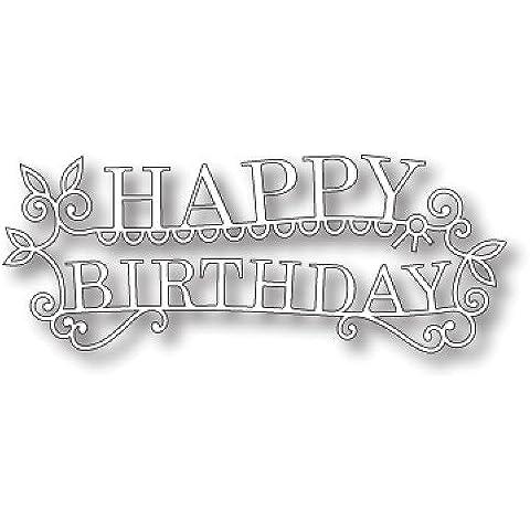 Memory Box Die-Happy Birthday Extravaganza - Extravaganza Box