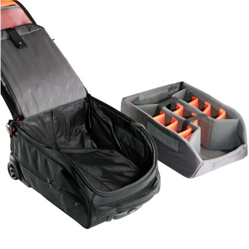 Cheapest Price for Vanguard Quovio 49 Professional DSLR or Video Trolley Case – Black