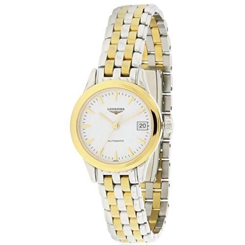 Longines Montre bracelet Femme Elegance Analogique Automatique l42743227