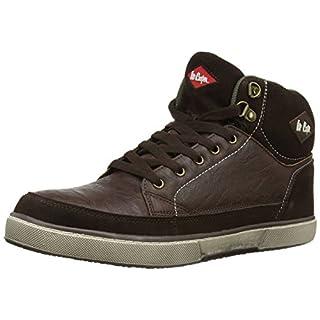 Lee Cooper Workwear Lcshoe086, Chaussures de sécurité Homme - Marron (Brown), 44 EU
