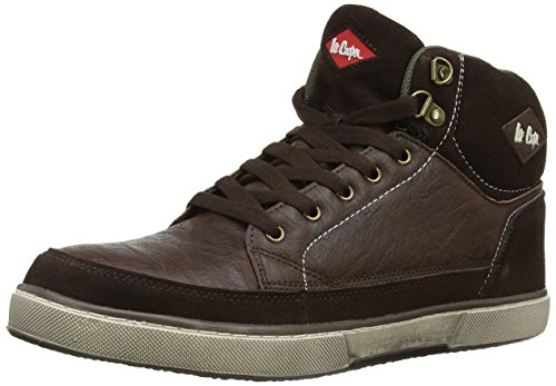 Lee Cooper Workwear Lcshoe086, Stivali di sicurezza uomo, Marrone (Brown), 12 UK