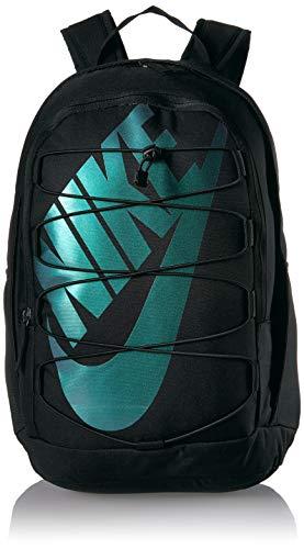 Nike NK Hayward BKPK - 2.0 Sports Backpack, Black/Metallic Silver, 45 cm