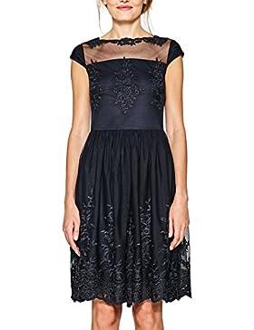 ESPRIT Collection Damen Kleid 067eo1e030