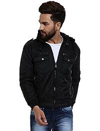 Derbenny Black Fur Jacket For Men