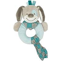 Nattou 531184 Gaston & Cyril - Sonajero, diseño de perro