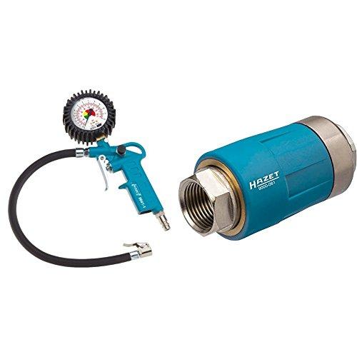 Preisvergleich Produktbild Reifenfüll-Messgerät 9041-1 inkl. Sicherheitskupplung 9000-061