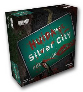 Last Level - Huida De Silver City