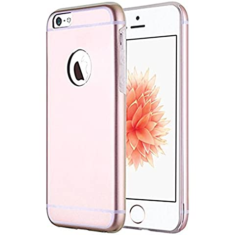 Custodia iPhone SE, Or-Legol iPhone 5 Bumper Combinata Cover (morbida