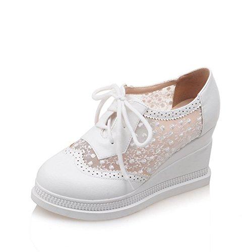 Unknown, Chaussures À Talons Pour Femme Blanche