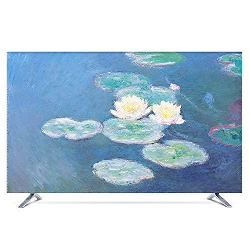 JT TV Abdeckung Wasser- und staubdicht, inklusive Allen Wandhalterungen, LCD-Fernseher 45 Color1 - Tv Wasser