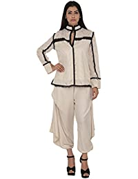 Rina Dhaka Women's Cotton Ethnic Suit Set