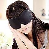 , red : 3D Eye MASK Travel Sleeping Soft Cover Shade Blindfold Sponge BLINDER Eye Patch