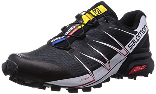 salomon-speedcross-pro-herren-traillaufschuhe-schwarz-black-white-bright-red-46-eu-11-herren-uk