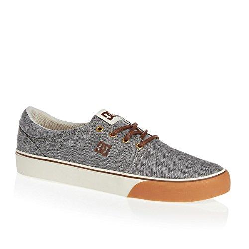 Dc Shoestrase Tx Se M - Chaussures De Sport Basses Pour Homme Gris