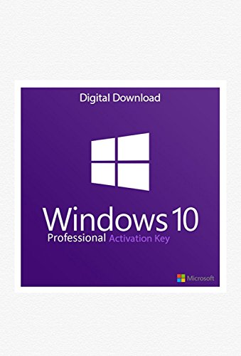 Windows 10 Professional 32 64bit Digital License Key + Download Link