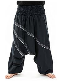 - Sarouel grande taille large ceinture elastique Andaman -