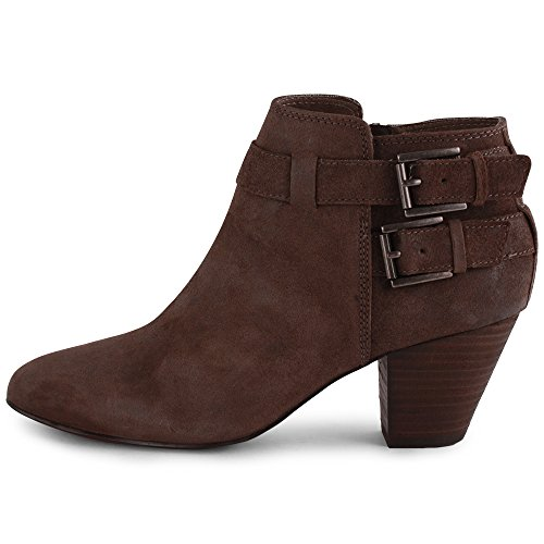 Ash Jason Femmes Ankle Boots Taupe