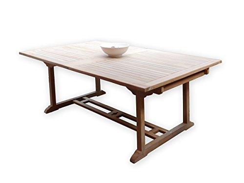 Massiver Gartentisch aus feinsten Teakholz 200-300