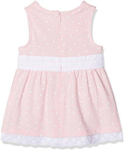 s.Oliver Baby-Mädchen Kleid 59.805.82.2900, Pink (Light Pink AOP 41b0), 68 - 2