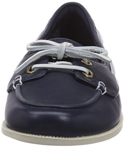 Timberland Cornish Ftw_ek Ladies Closed Ballerinas Blue (blu)