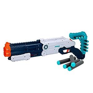 X-Shot - Pistola Vigilante con 12 dardos (ColorBaby, 46271)
