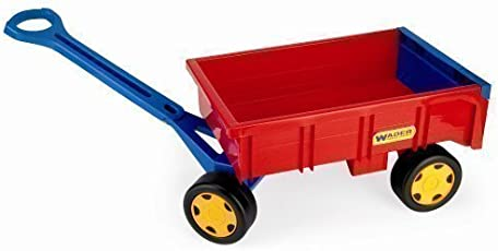 Wader - Handwagen rot