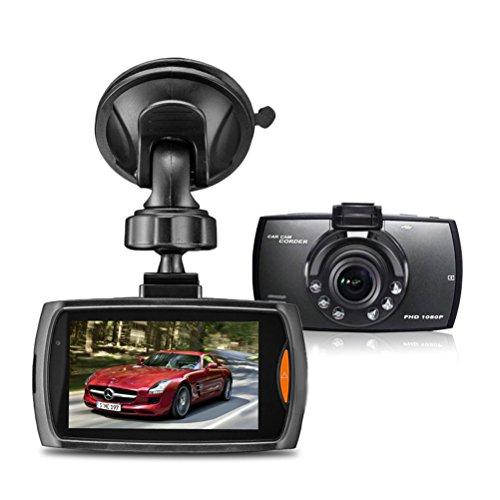 LIOOBO G11 HD 1080P LCD Auto DVR Dash Kamera Crash Cam G-Sensor Nachtsicht HDMI Schwerkraftsensor G11 Lcd