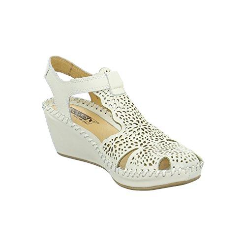 Pikolinos  943-0985nata, Sandales pour femme Blanc