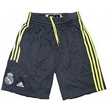 d89d4e457e669 adidas RM Short - Pantalón Corto Real Madrid de Baloncesto 2015-2016 para  Hombre