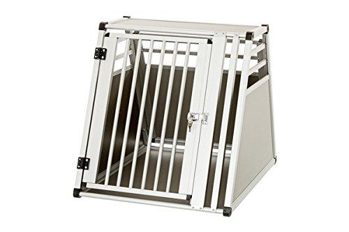 Karlie Hundetransportbox aus Aluminium, 75 x 55 x 62 cm