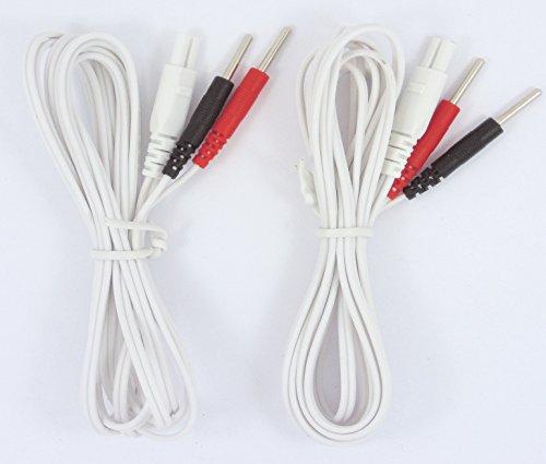 Neurotrac - Cable de alimentación (2 unidades)