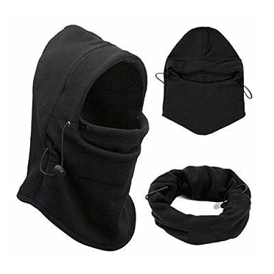 ECYC® Winter winddicht Wandern Kappen thermische Fleece Balaclava Gesichtsmaske von TM - Outdoor Shop