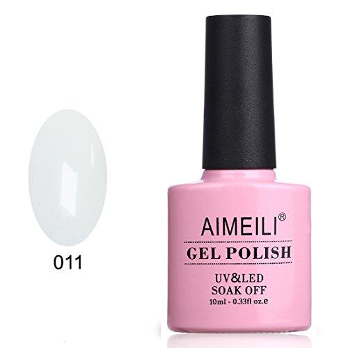 AIMEILI Esmalte De Uñas Soak Off UV LED Uñas De