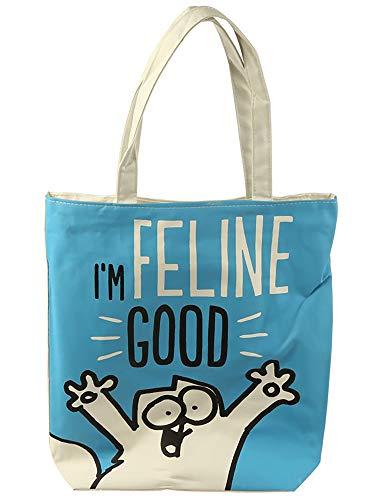 Simon\'s Cat Shopper Tasche