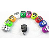 Lyanther Mini LCD Electronic Digital Display Finger Hand Tally Counter Count