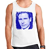 Harrison Ford Blue Portrait Men's Vest