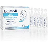 Isomar hypertonic solution 18 vials from 5ml