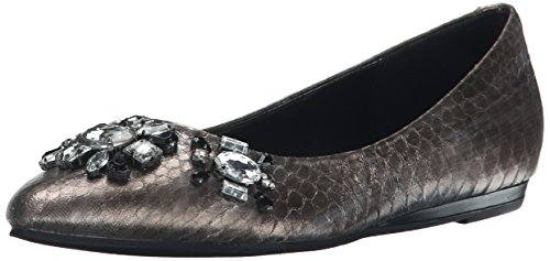 Kenneth Cole Reaction Step Forward Synthétique Chaussure Plate Pewter