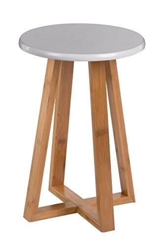 premier-housewares-viborg-round-stool-bamboo-grey