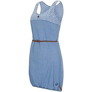 alife & kickin Damen Kleid DOJA Dress Sommerkleid Strandkleid Jerseykleid Freizeitkleid XS-XL