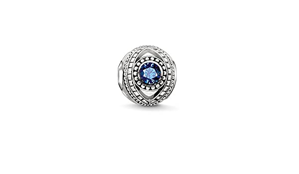 Le FINEOTHER Thomas Sabo Femme 925 Argent #Silver Bleu Spinelle