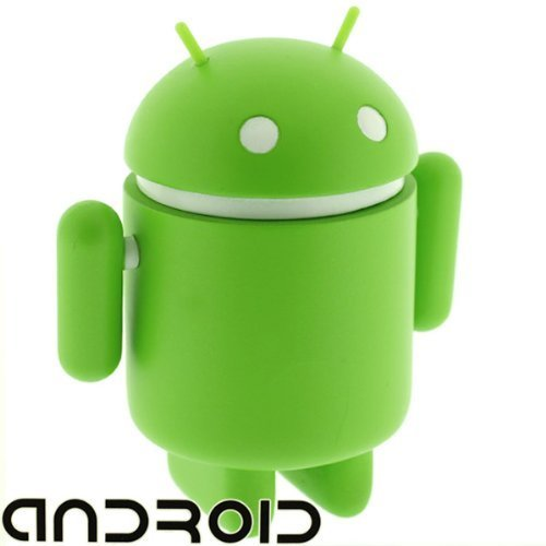 Android Mini Collectibles Figurine (Standard edition/Normal Green)