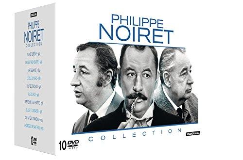 Philippe Noiret - La Collection : Fort Saganne + L'horloger de Saint-Paul +  Que la fête commence + Le juge et l'assassin + Une femme à sa fenêtre +