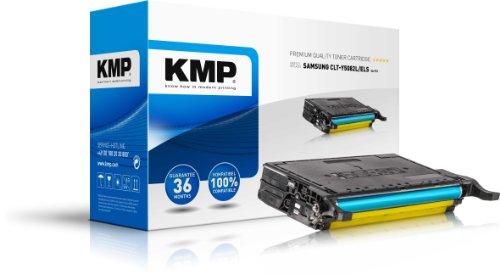 Preisvergleich Produktbild KMP Toner für Samsung CLP-620 / CLP-670,  SA-T51,  yellow