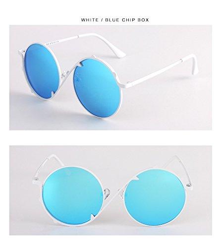Wunderschönen Mode Kind Sonnenbrillen neue bunte Sonnenbrillen niedlichen runden Rahmen Kinder Sonnenbrillen Kinder Polaroid Sonnenbrillen Jungen Mädchen Kinder Baby Brille UV400 Spiegel Geschenk