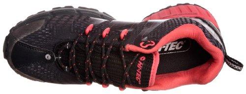 Hi-Tec V-Lite Infinity o001124/022/01, Chaussures de randonnée tige basse femme Noir (Noir-TR-F2-37)