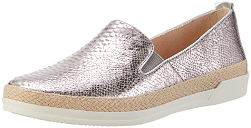 Caprice 24201, Damen Slipper, Grau (GREY REPTILE), 36 EU (3.5 UK)