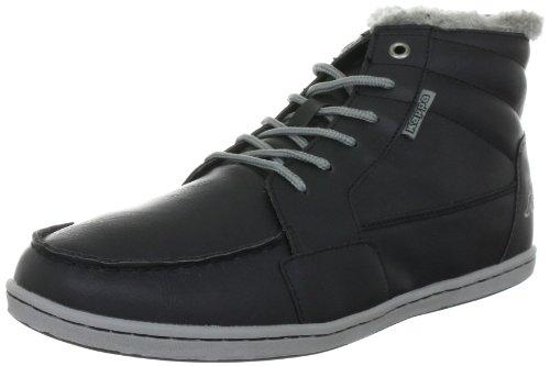 Kappa JAY Footwear Synthetic Herren Hohe Sneakers Mehrfarbig (1116 BLACK/GREY)