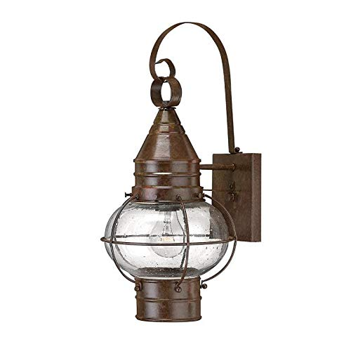 Hinkley Capecod 1lt Medium Wall Lantern -